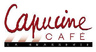 Logo Capucine Cafe